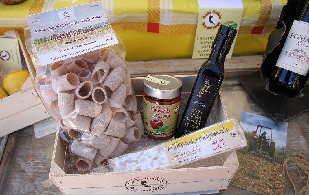 Gusto Umbria alla Mostra Mercato del Tartufo di Fabro